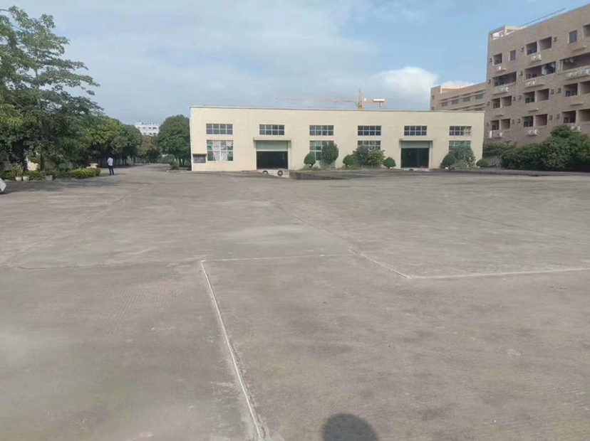 惠州市泰美镇红本15000平方四栋七米高钢构出租