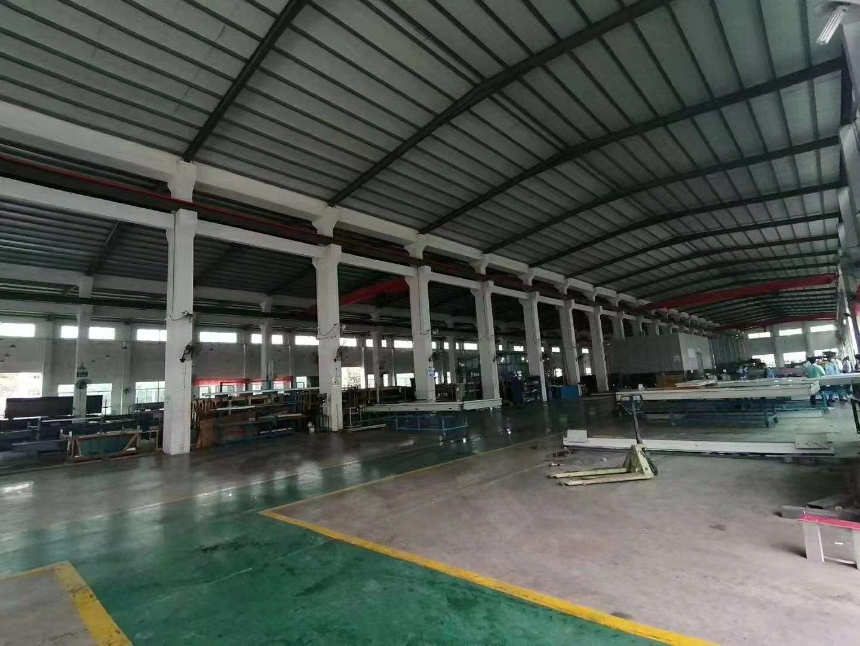 可以分租滴水12米广州钢结构厂房出租仓库出租6500平米