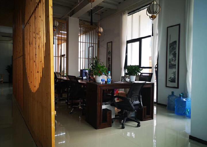 龙华明治新出一楼复式办公室,豪华装修,送135平私人花园图片6