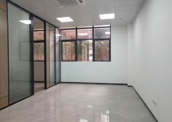 西乡银田工业区现有精装写字楼小面积108平出租图片5