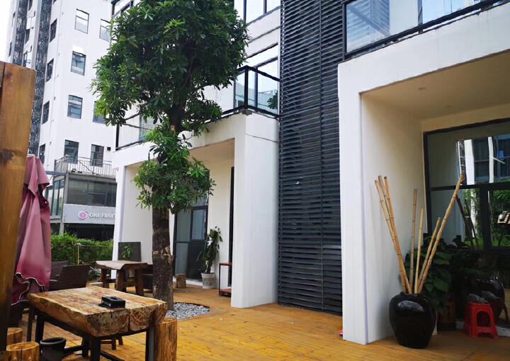 龙华明治新出一楼复式办公室,豪华装修,送135平私人花园图片3