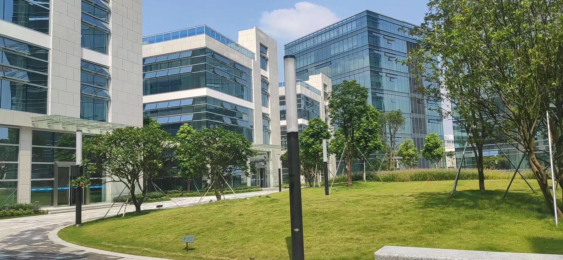 原房东布吉布澜路边工业园总体量50万平米火爆招租300平起分