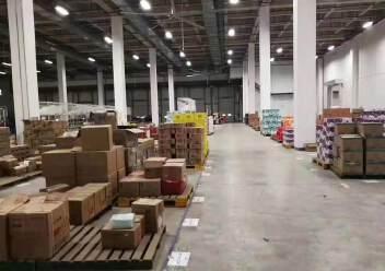 龙华观澜双边卸货平台1万平米物流仓原房东按房产证面积直租图片3