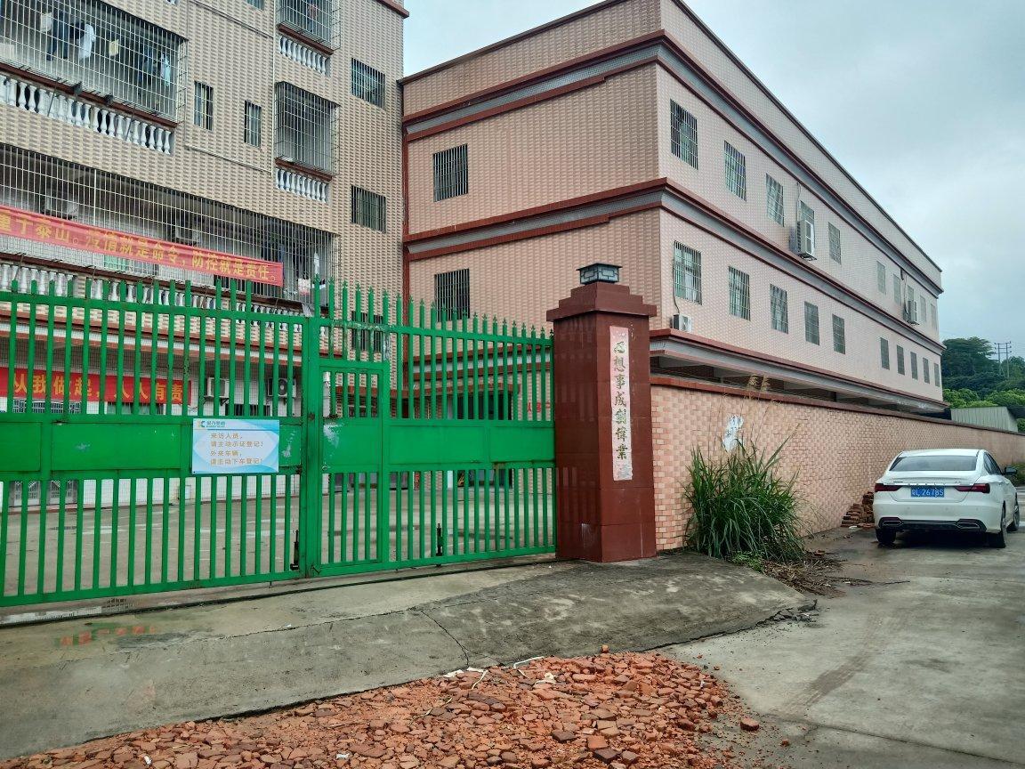 惠阳区新圩镇长深高速口旁独院厂房5100平方米出租