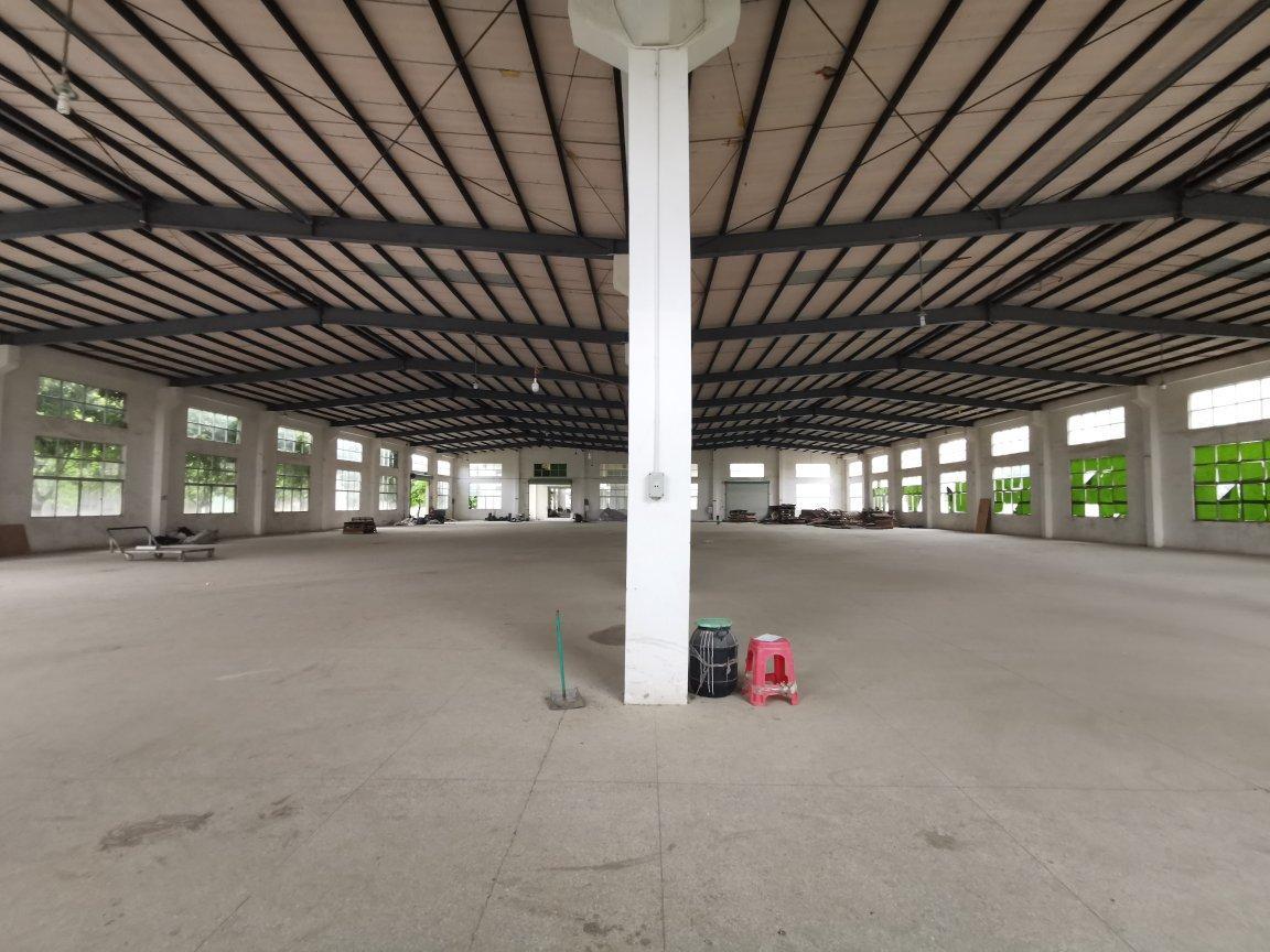 惠州市惠城区6500平独门独院钢构万博app官方下载滴水9米