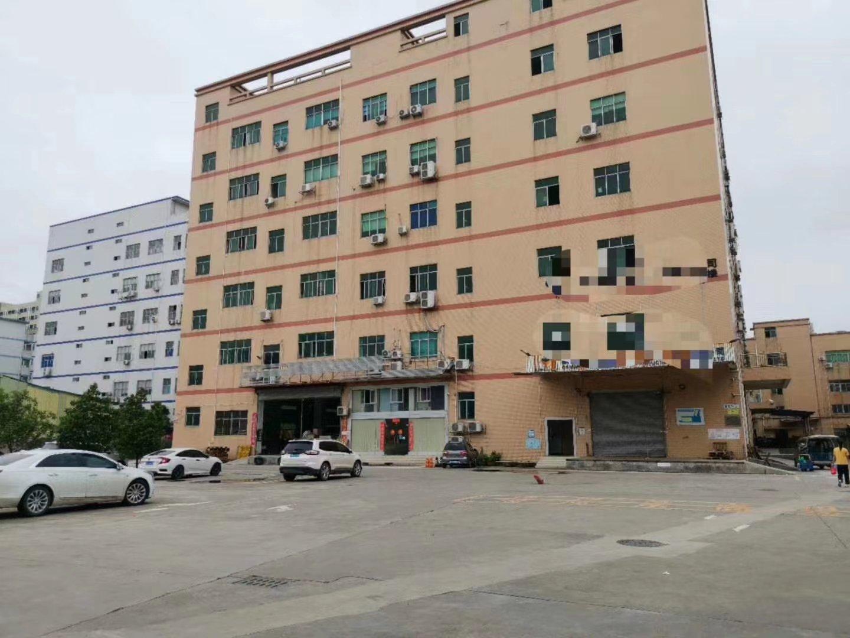 福永凤凰107国道边一楼1500平原房东适合物流仓库厂房出租