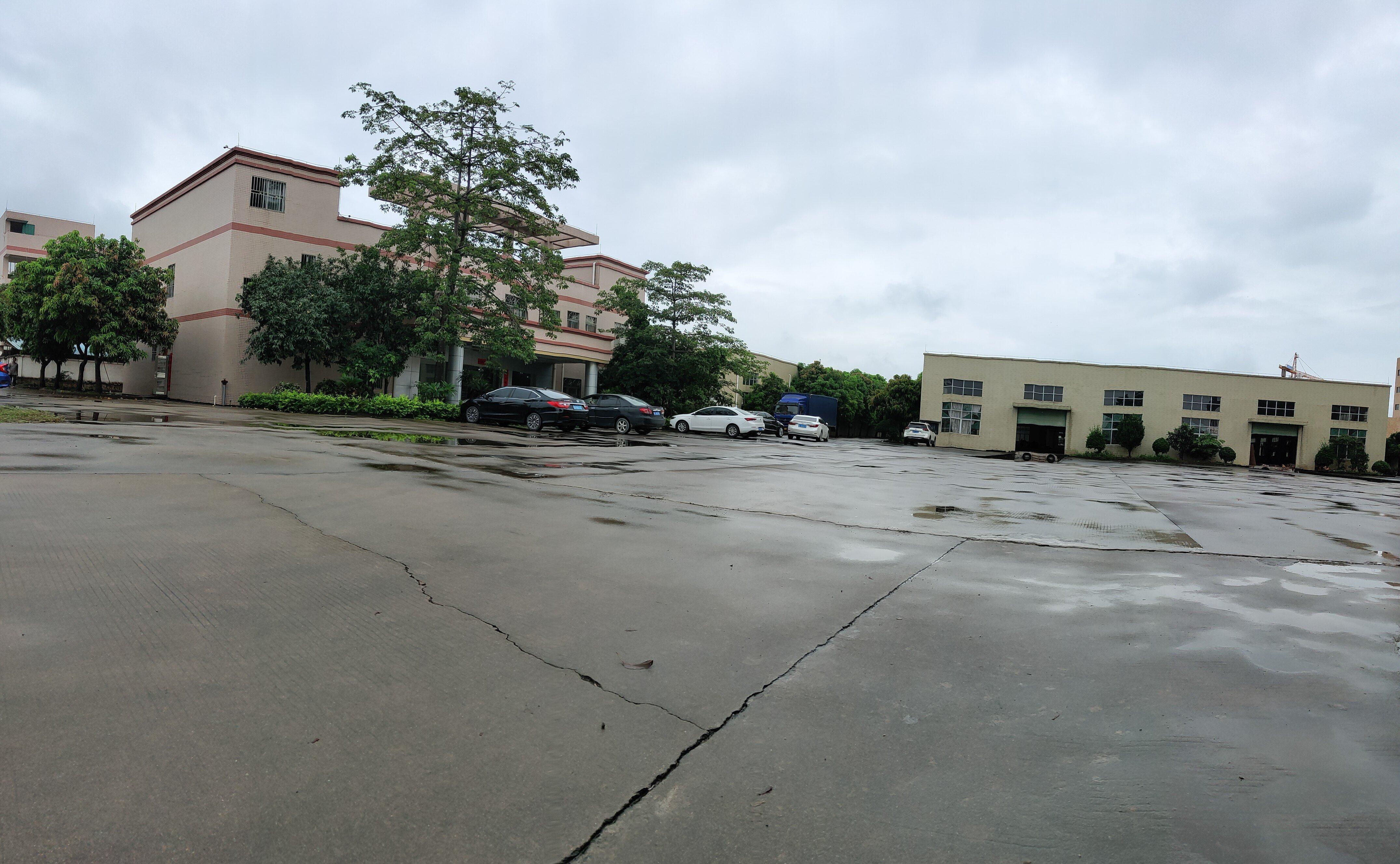 惠阳区平潭机场附近单一层独院厂房出租14354平方空地大
