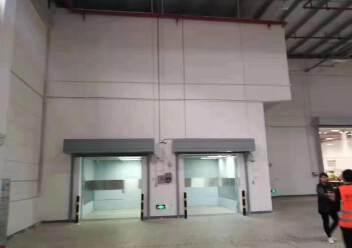龙华观澜双边卸货平台1万平米物流仓原房东按房产证面积直租图片1