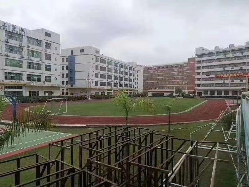惠州现成教学楼。仅临地铁口,合同十年以上可以办租赁合同!