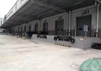 龙华观澜双边卸货平台1万平米物流仓原房东按房产证面积直租图片2