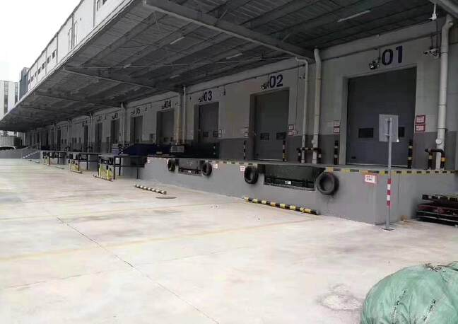 龙华观澜双边卸货平台1万平米物流仓原房东按房产证面积直租