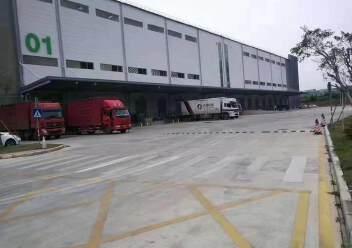 龙华观澜双边卸货平台1万平米物流仓原房东按房产证面积直租图片4