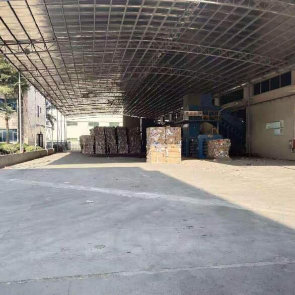 惠州博罗5850平方钢构厂房招租(国道旁原房东)