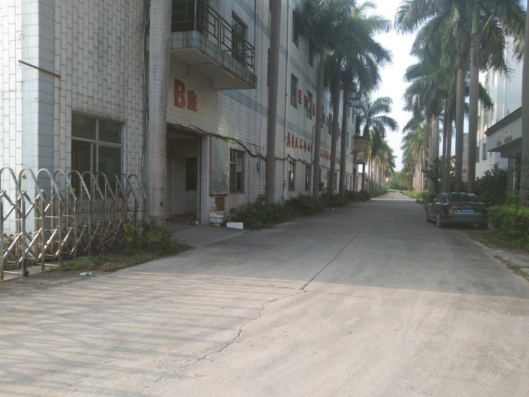 惠州市博罗县新出独门独院标准厂房7667