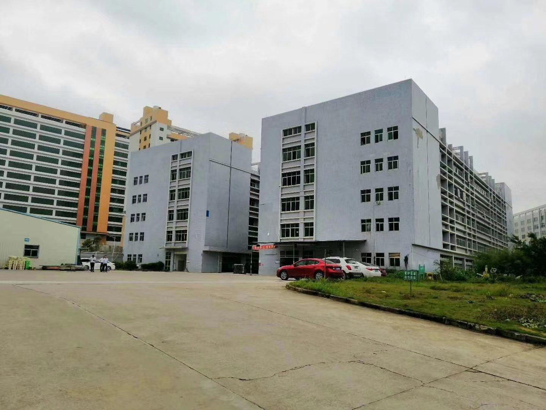深圳坂田12000平方独院厂房出租适合物流,电子,注塑,仓库