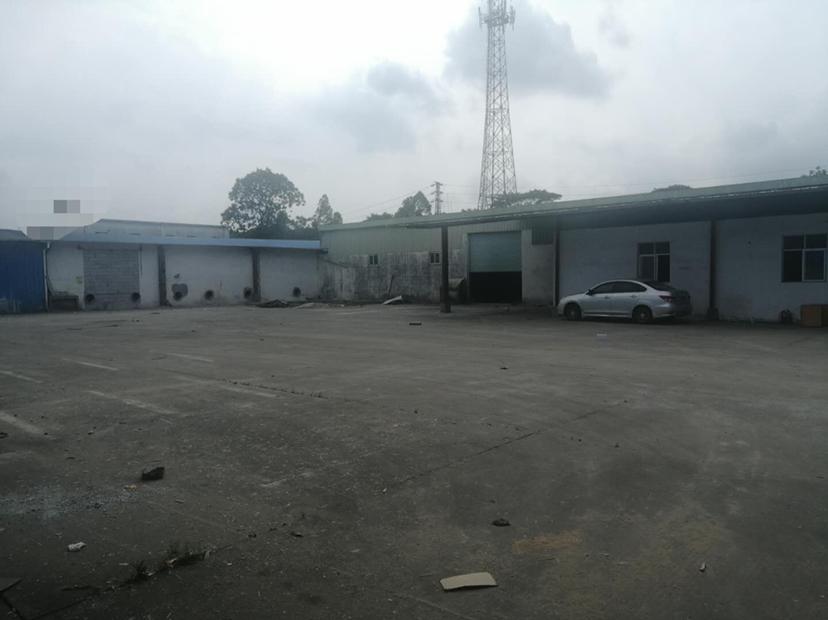 博罗独院钢构厂房周边无居民可做破碎
