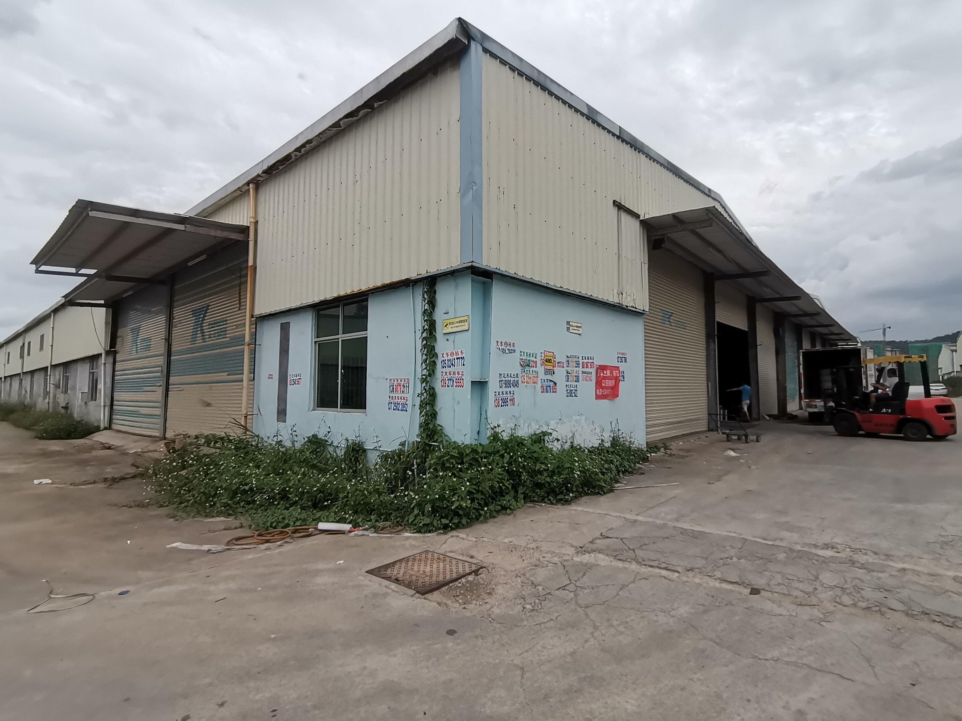 惠城龙丰单一层钢结构1800平原房东急租