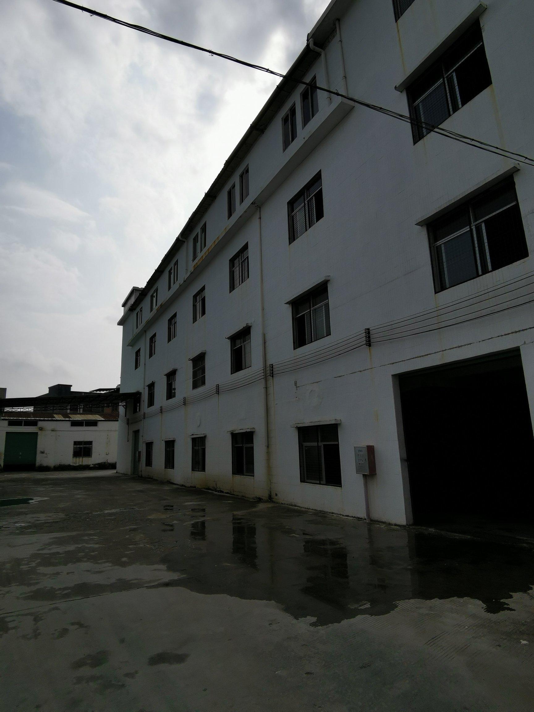 博罗新出原房东独院标准厂房2000平方