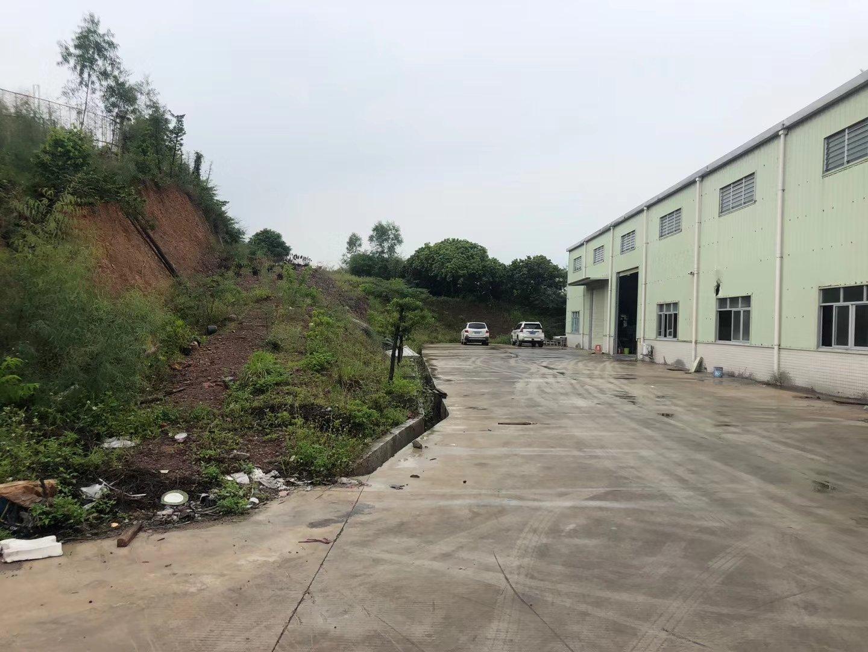 惠城区独院,占地约8500平,厂房单一层6500平方。
