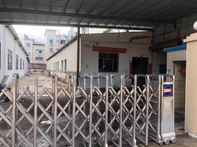 惠州小金口单一层标准钢构厂房1500平米