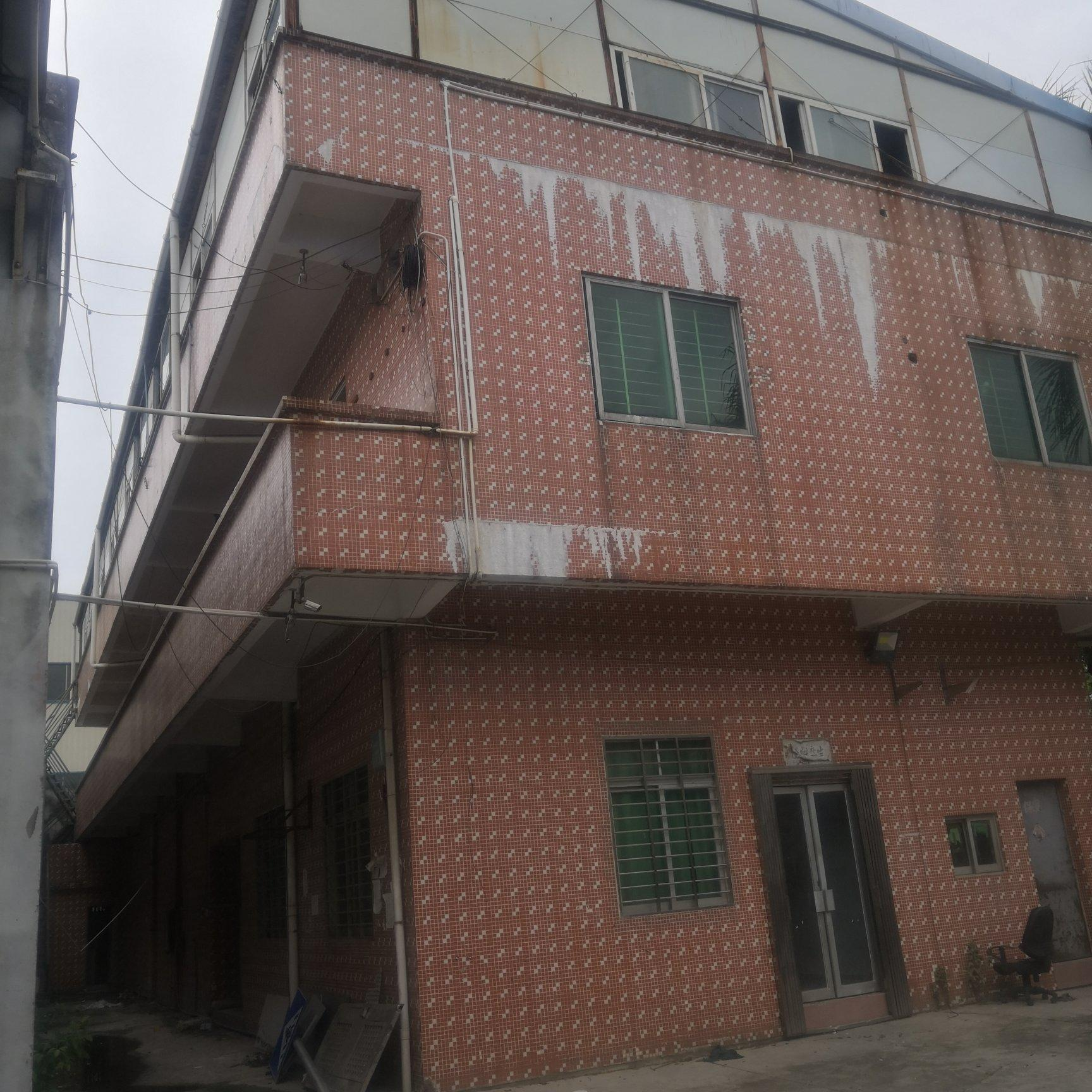 麻涌新出独院单一层铁皮房。