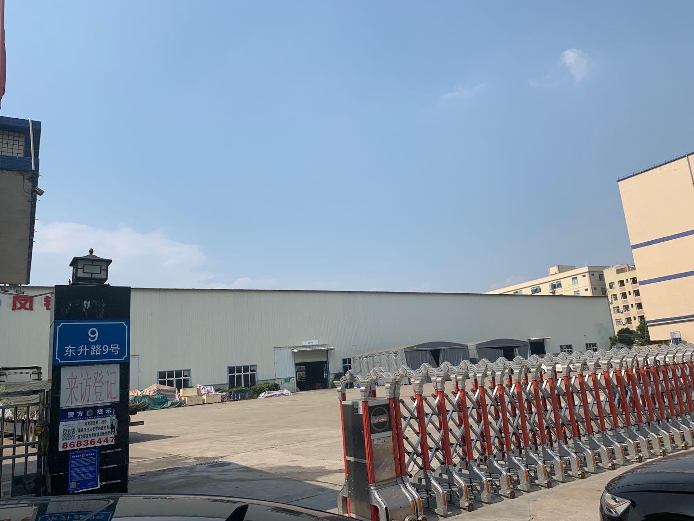 广州市从化区太平工业区新出单一层钢构滴水8米仓库3450方