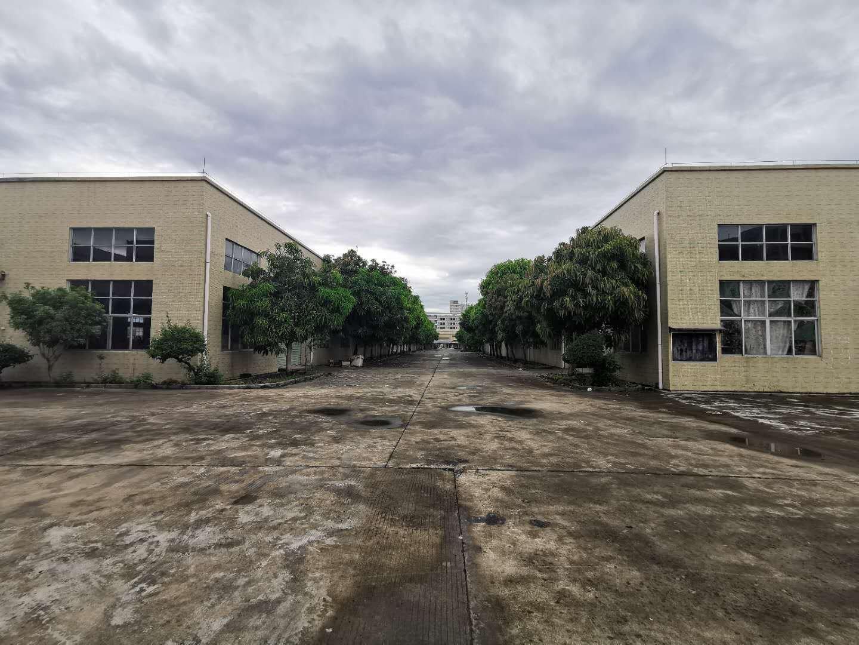 惠阳平潭镇独院钢构厂房滴水七米周边无居民70500平分租