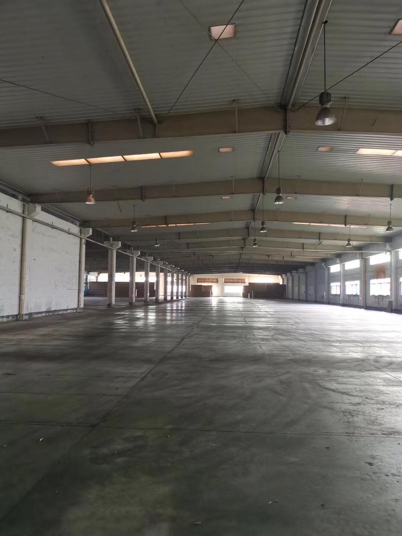 博罗龙溪工业园分租一栋单一层4600平招租滴水7米空地大