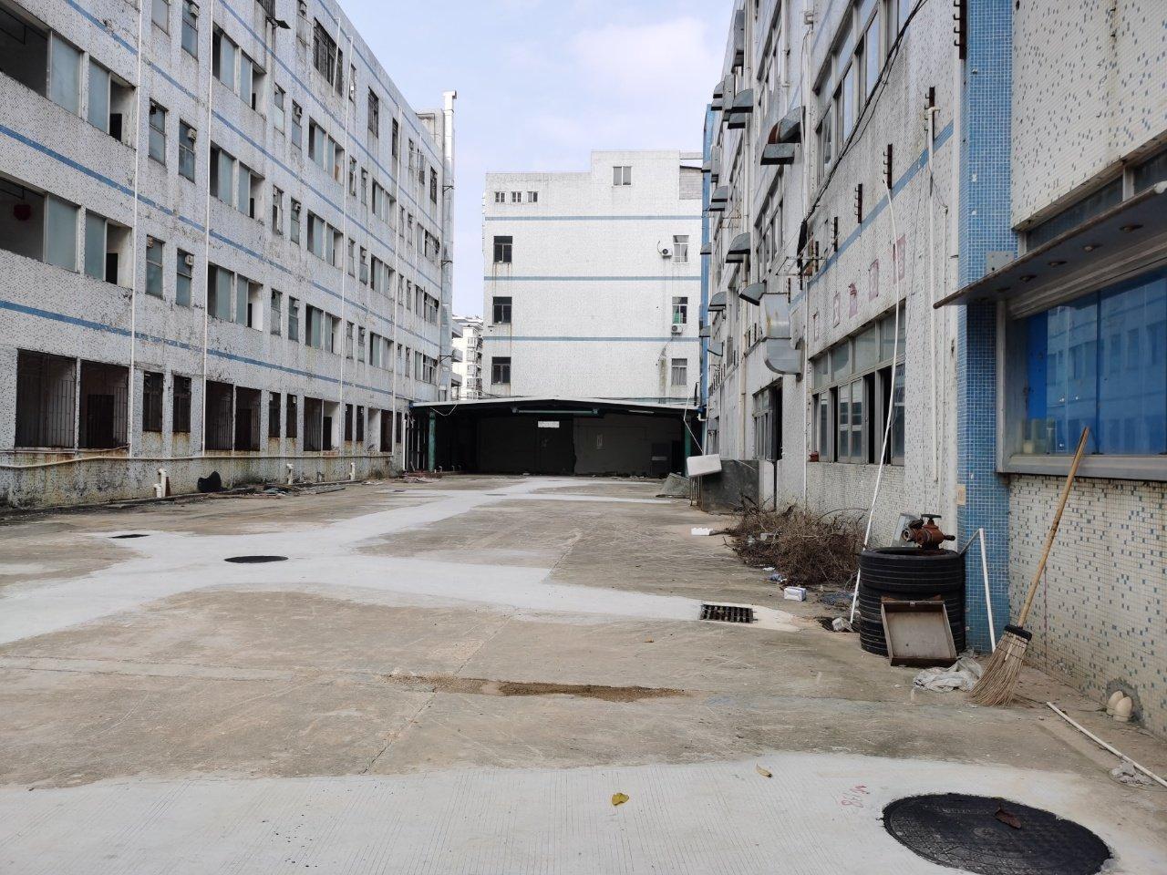 惠州市惠阳区工业厂房国道附近红本厂房出租8500㎡