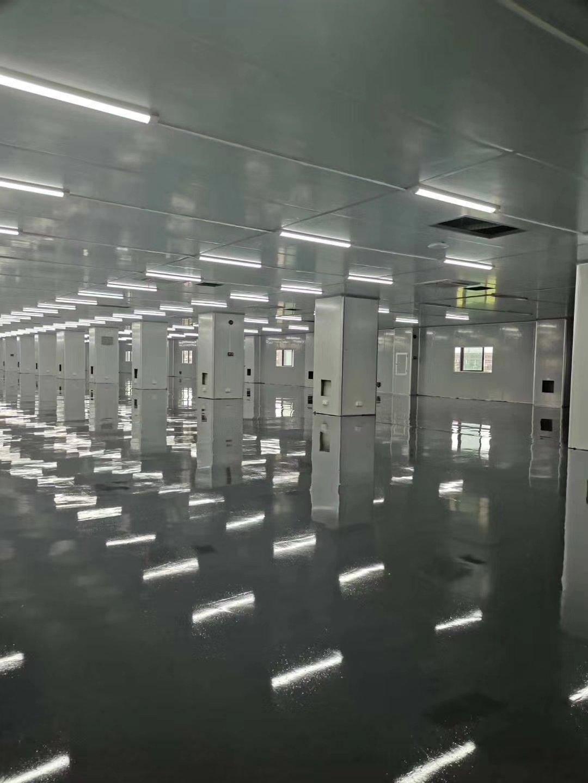 番禺化龙新出口罩厂3500方