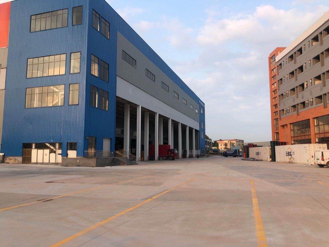 广州标准食品仓库出租,出租方式灵活,大小可分租