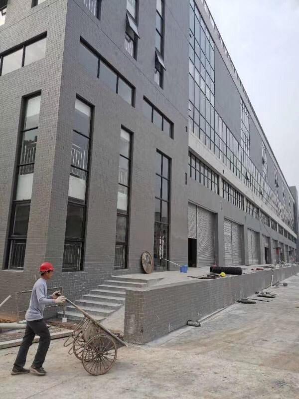 沙田镇全新标准仓库招租30000平方大小可分租高台仓库出租