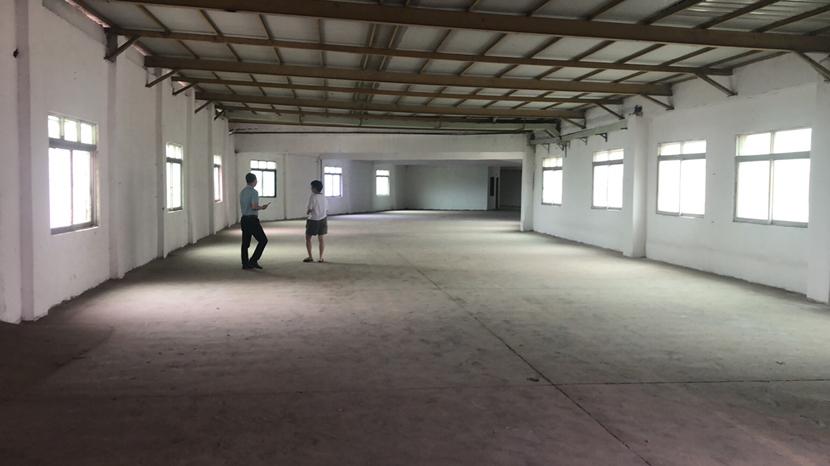 超便宜厂房出租,位置佳,适合做小加工、塑胶、五金、电子、仓库