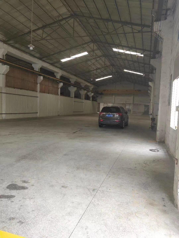 九江新出单一层带10吨吊机万博app官方下载,门口30米宽大道交通非常方便