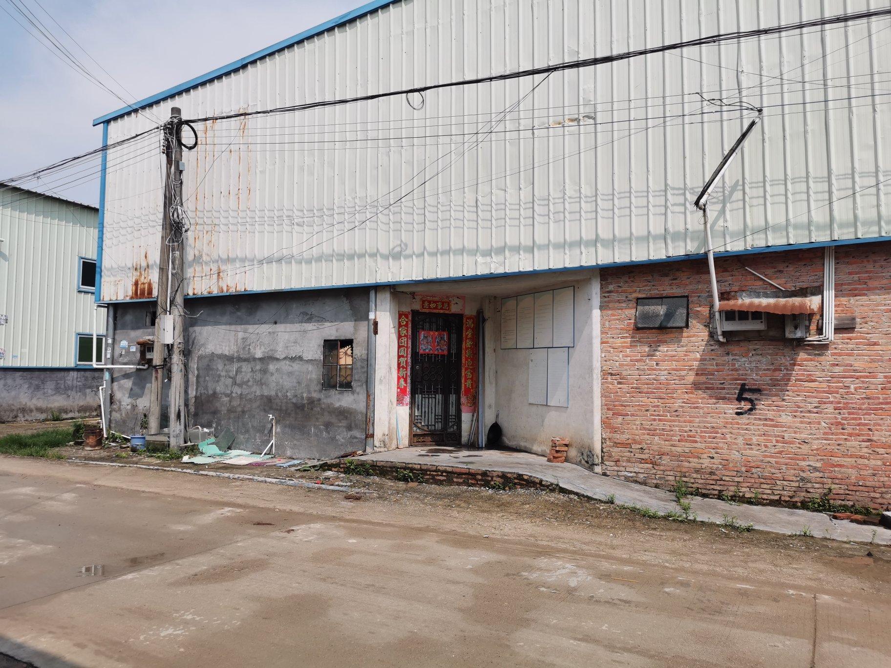 惠州沥林靠山边新空出可做小污染厂房500方出租