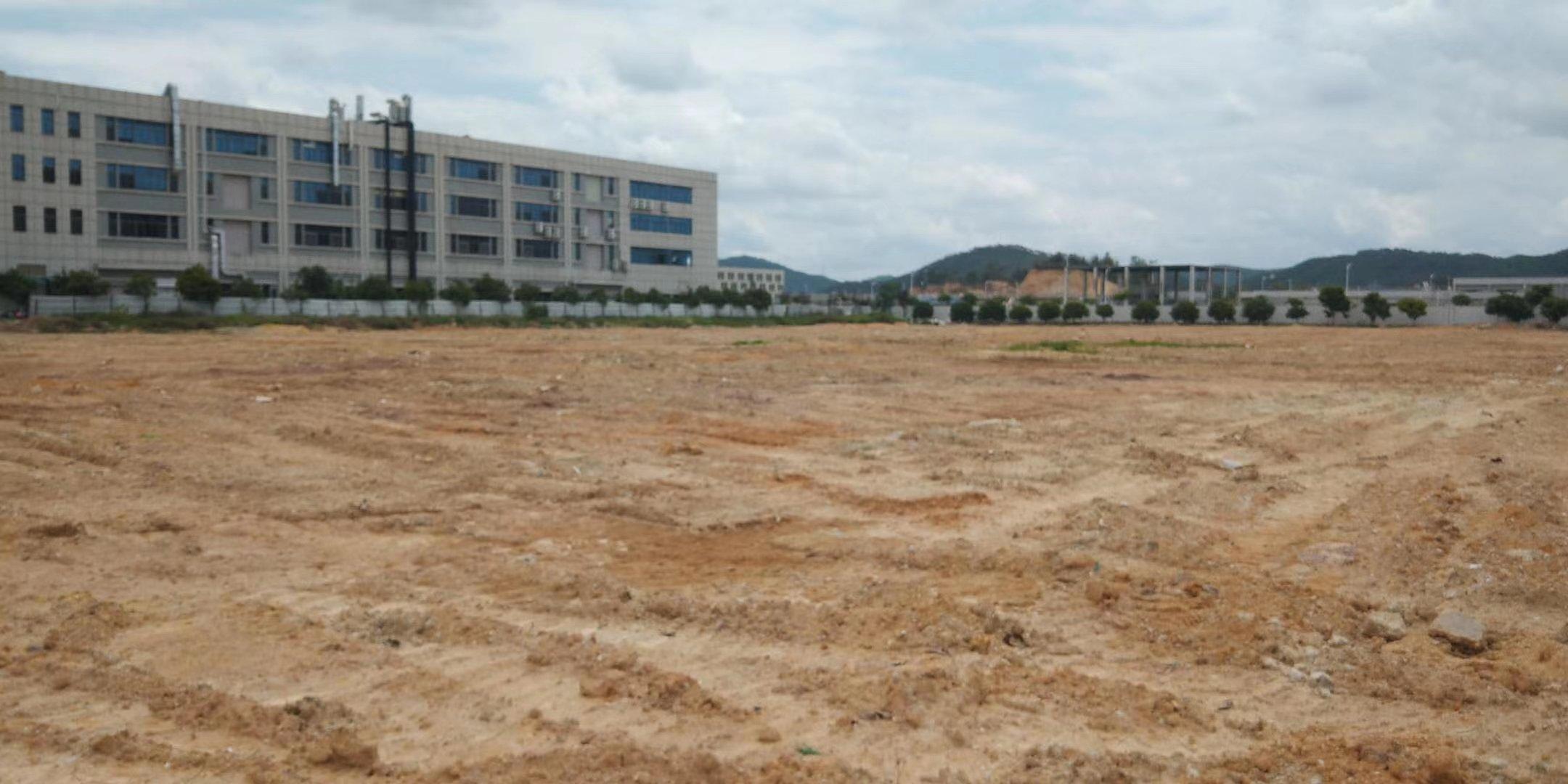 国有双证土地28790平米出售已申请报建
