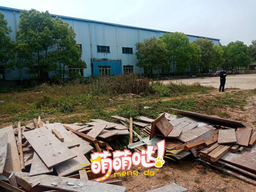 杨村新出原房东钢构万博app官方下载3栋约13150平,可以分租,空地超大