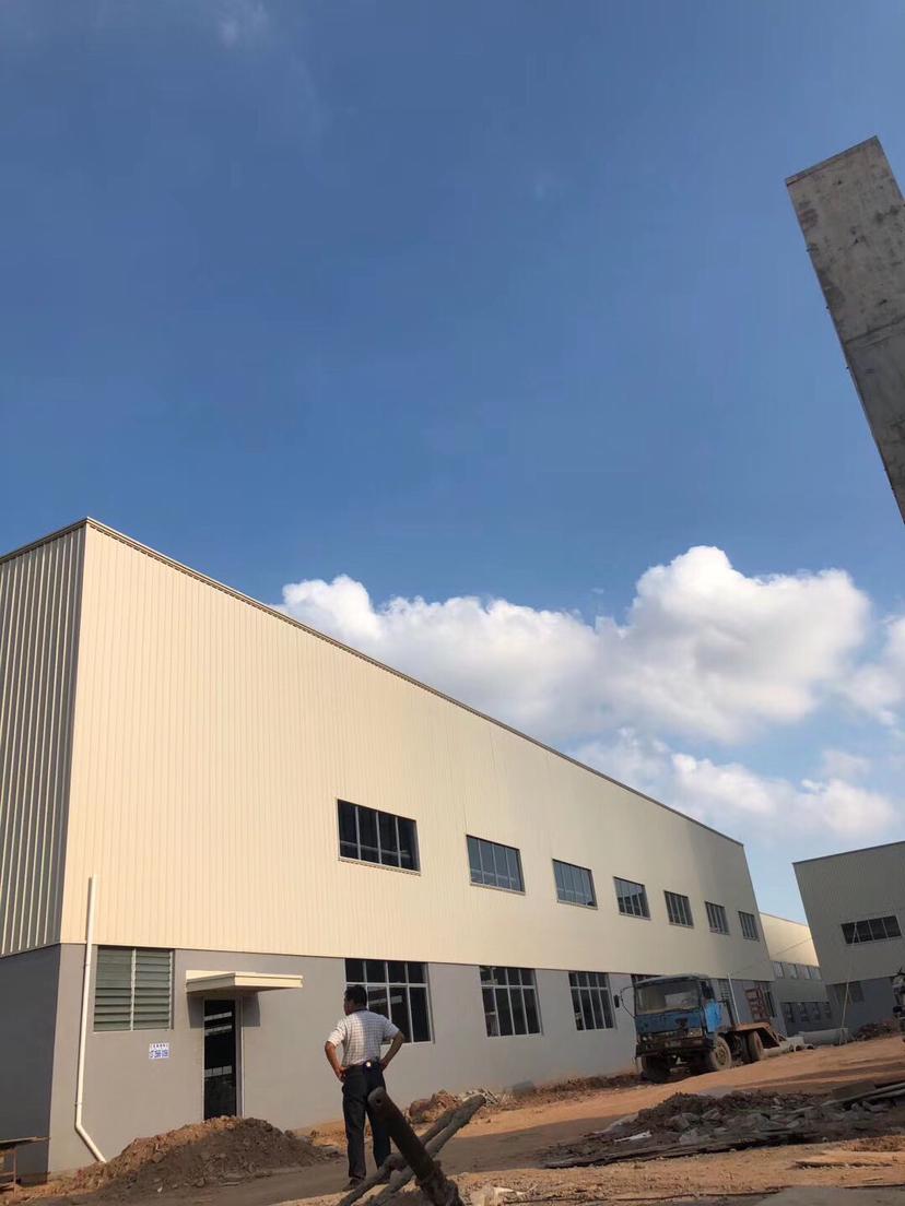 博罗新出厂房50400平大小可分租