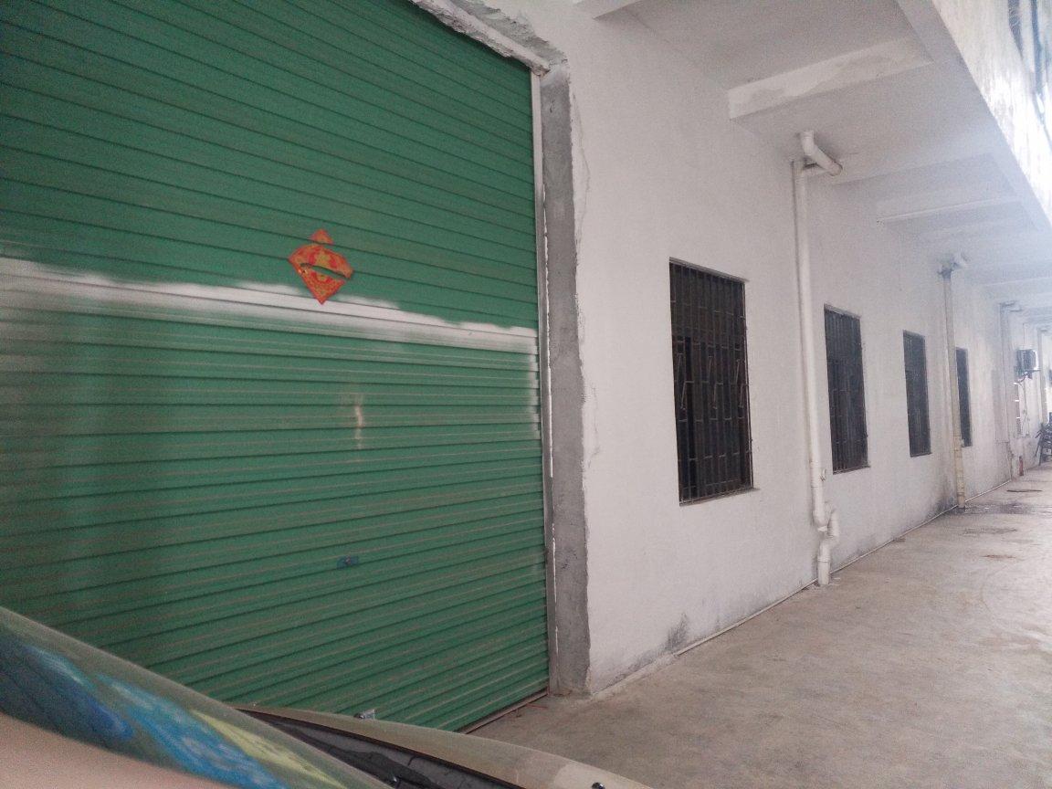 博罗长宁原房东带装修一楼厂房800平米出租可分租