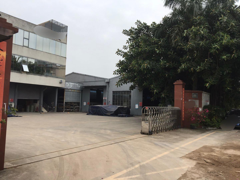 平乐工业区占地24建亩筑5277㎡有国证厂出房售占地面24