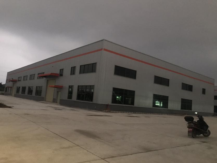 湖镇新出原房东单一层钢构厂房3400平