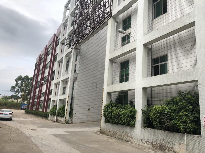 坪山深汕路边标准厂房二楼5000平方整层出租,可做临时仓库