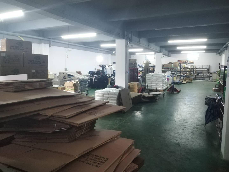 龙溪镇电子工业园区分租800平方标准厂房