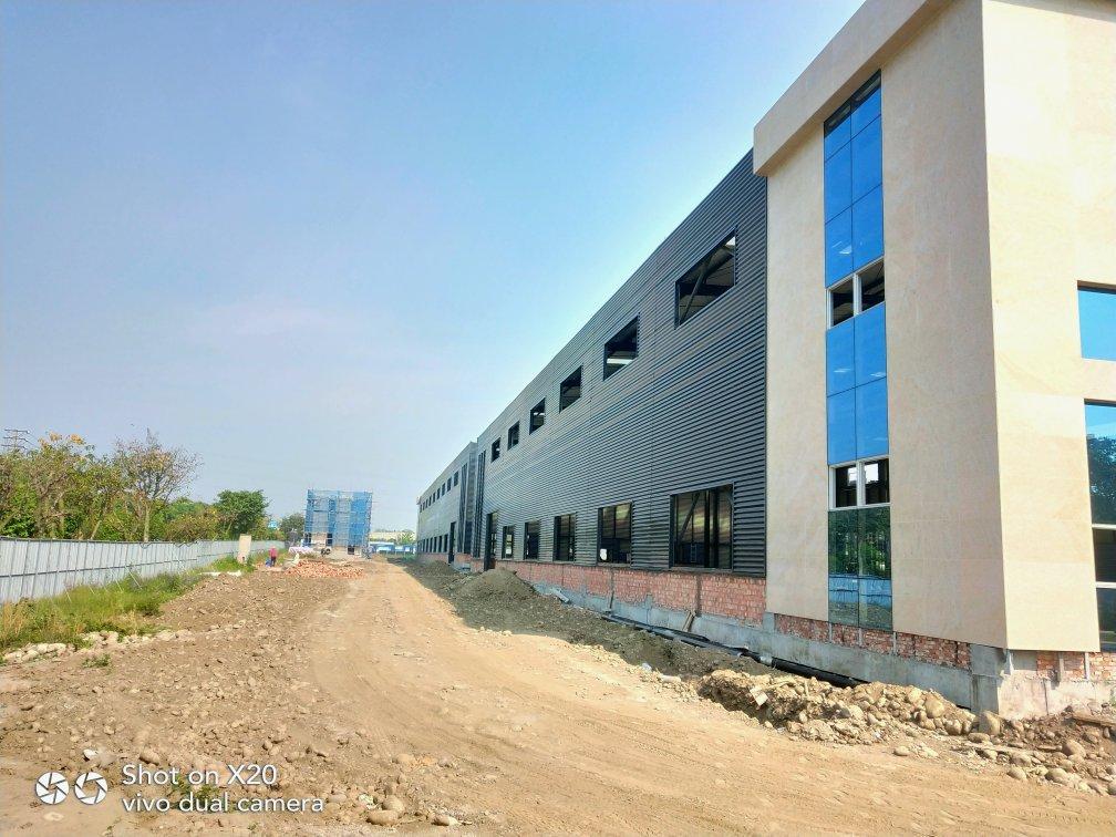 出租德阳什邡经开区单层钢结构厂房