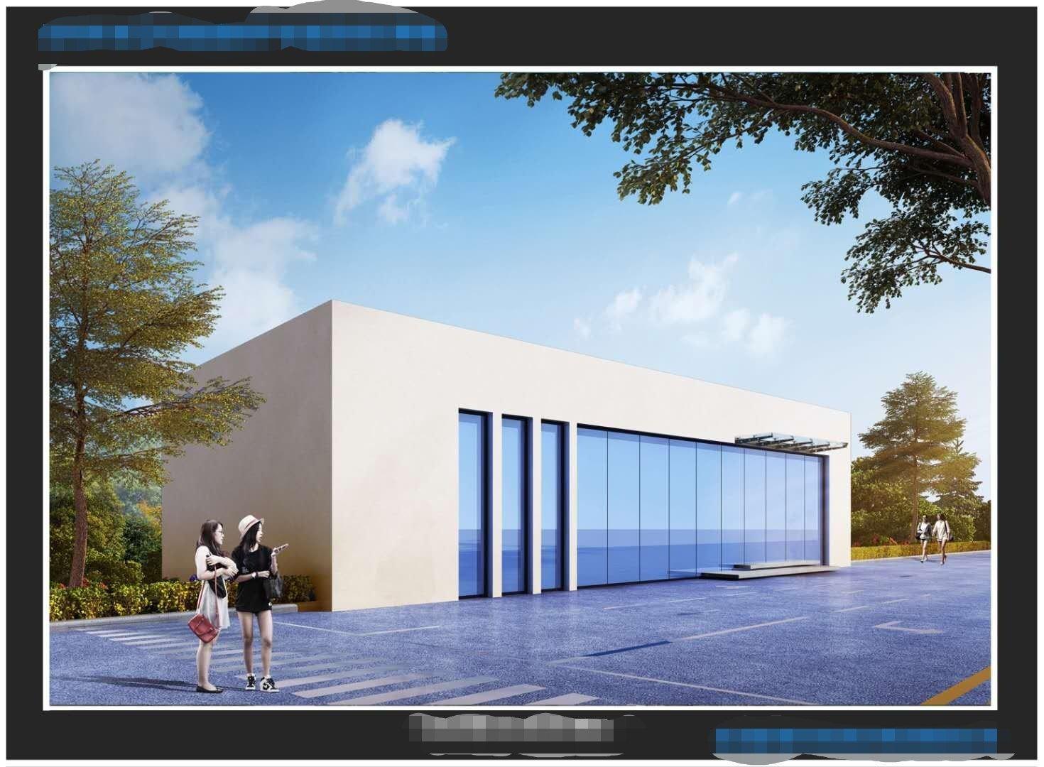 长安滨海湾新区红本万博app官方下载出租50000平方500平方展厅免费用-图4