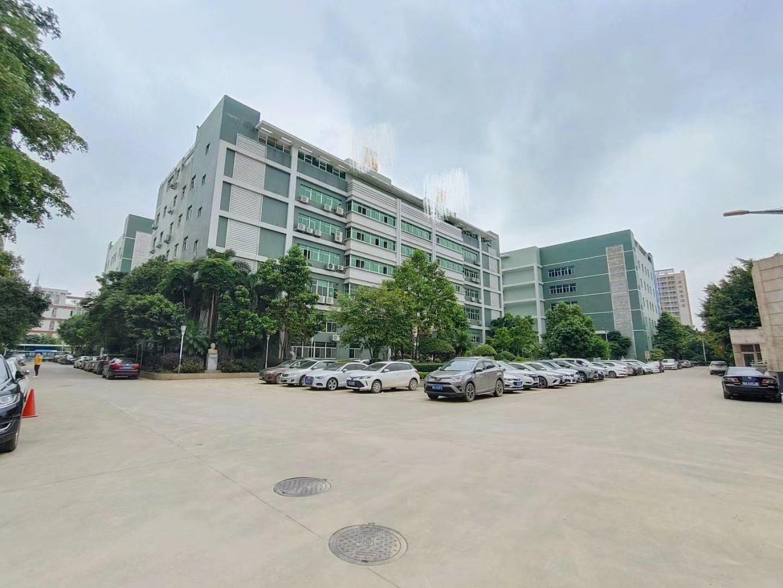 黄埔区永和开发区贤江广场附近新出楼上两层8000平,可分租