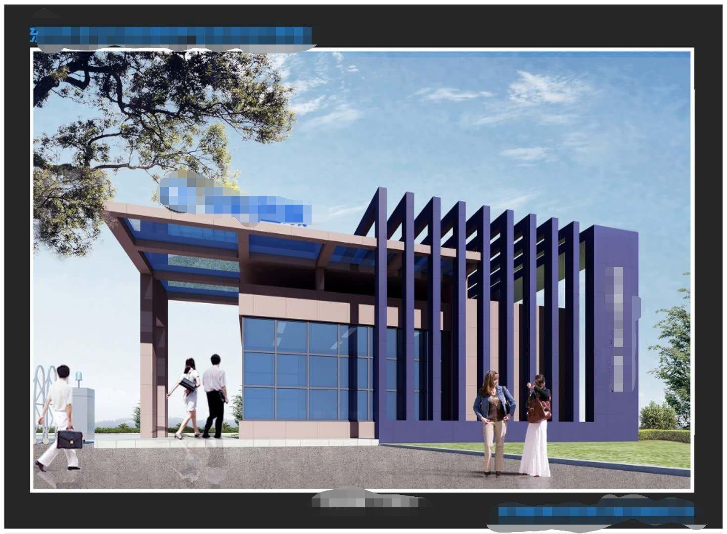 长安滨海湾新区红本万博app官方下载出租50000平方500平方展厅免费用-图5