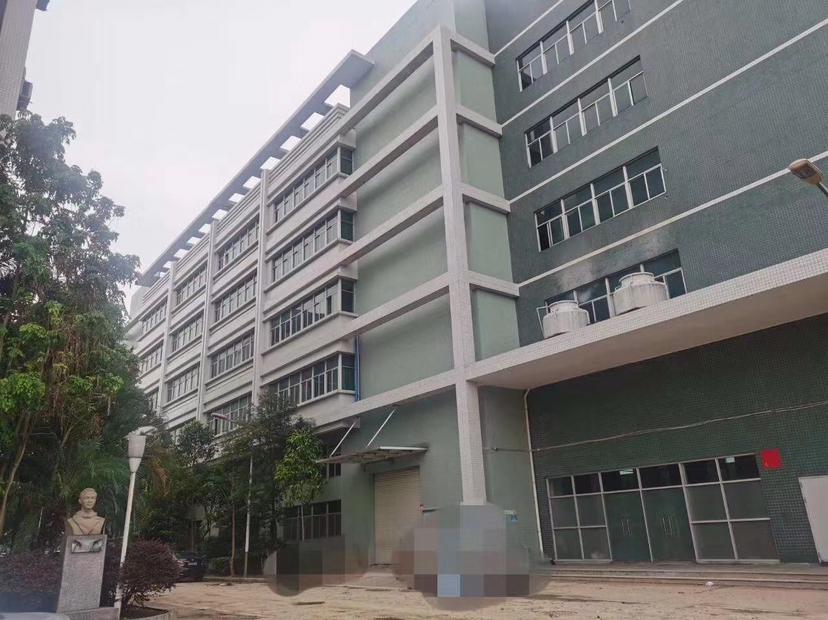 黄埔区开发区东区标准万博app官方下载1-5楼共18800平出租,证件齐全