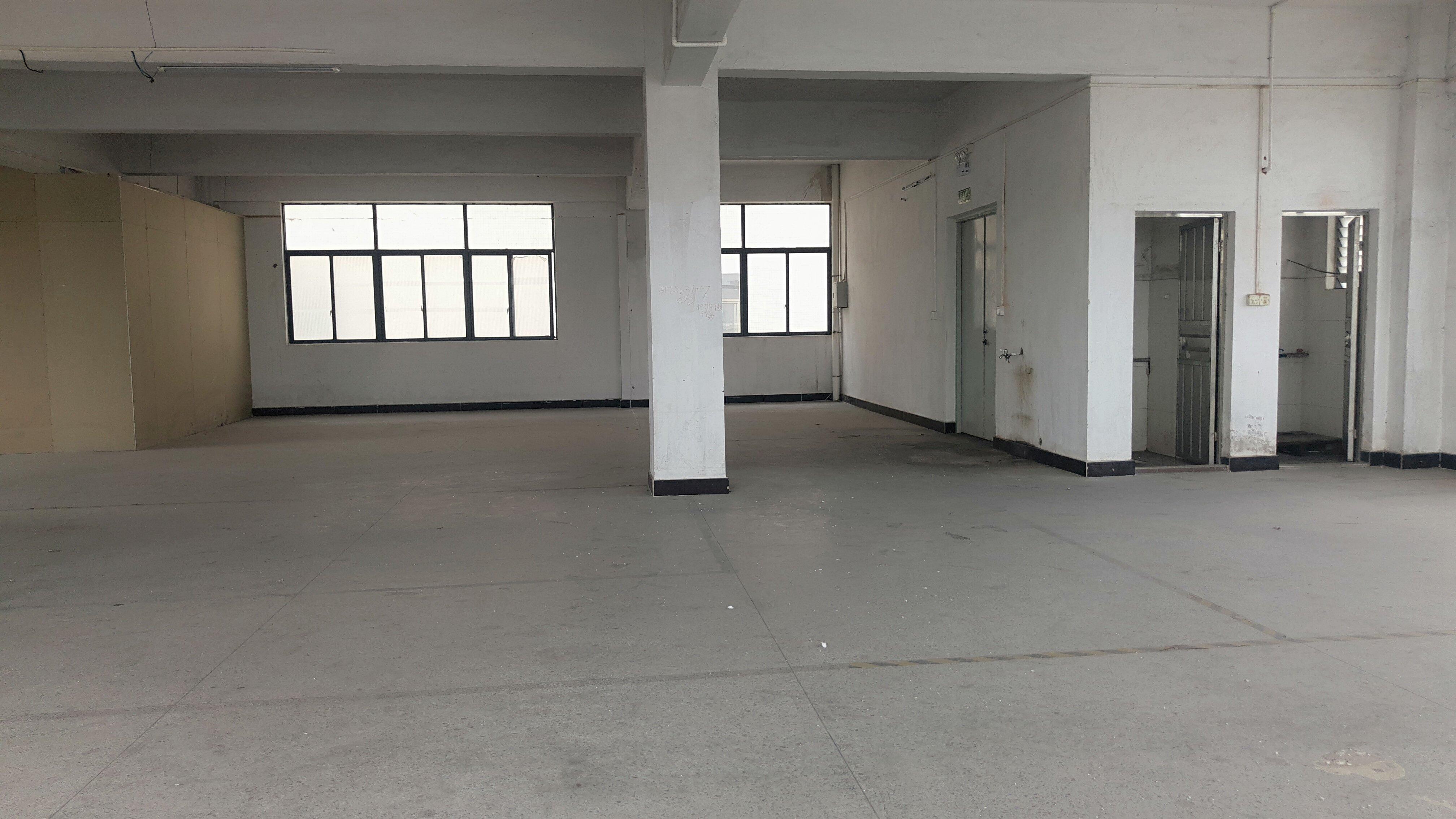 中山古镇9元,500平带办公室,可办环评,证件齐全,有洗手间