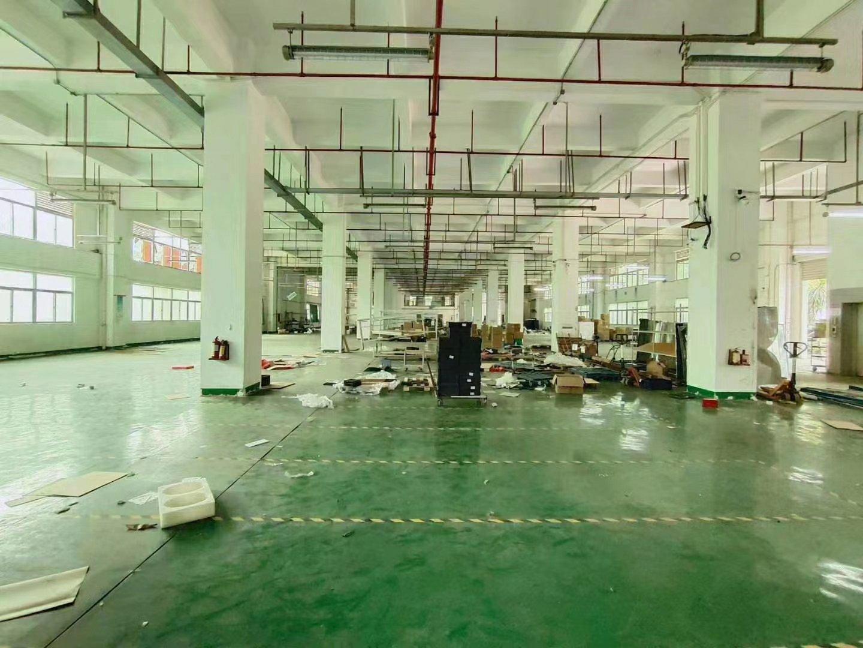惠州惠阳红本工业厂房18500平米出租可分租